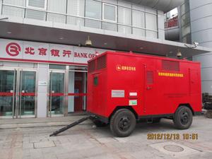 银行证券系统常年包租备用应急发电